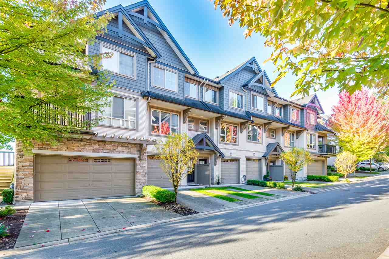 Sold: 18 - 1362 Purcell Drive, Coquitlam, BC