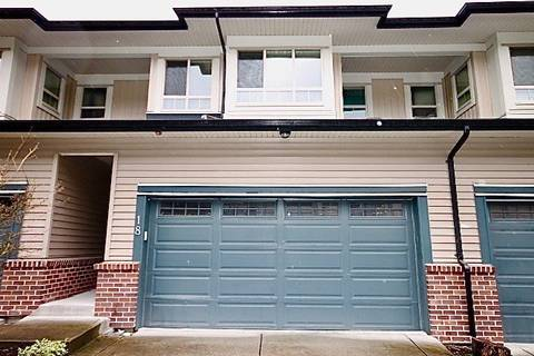 Townhouse for sale at 13771 232a St Unit 18 Maple Ridge British Columbia - MLS: R2439447