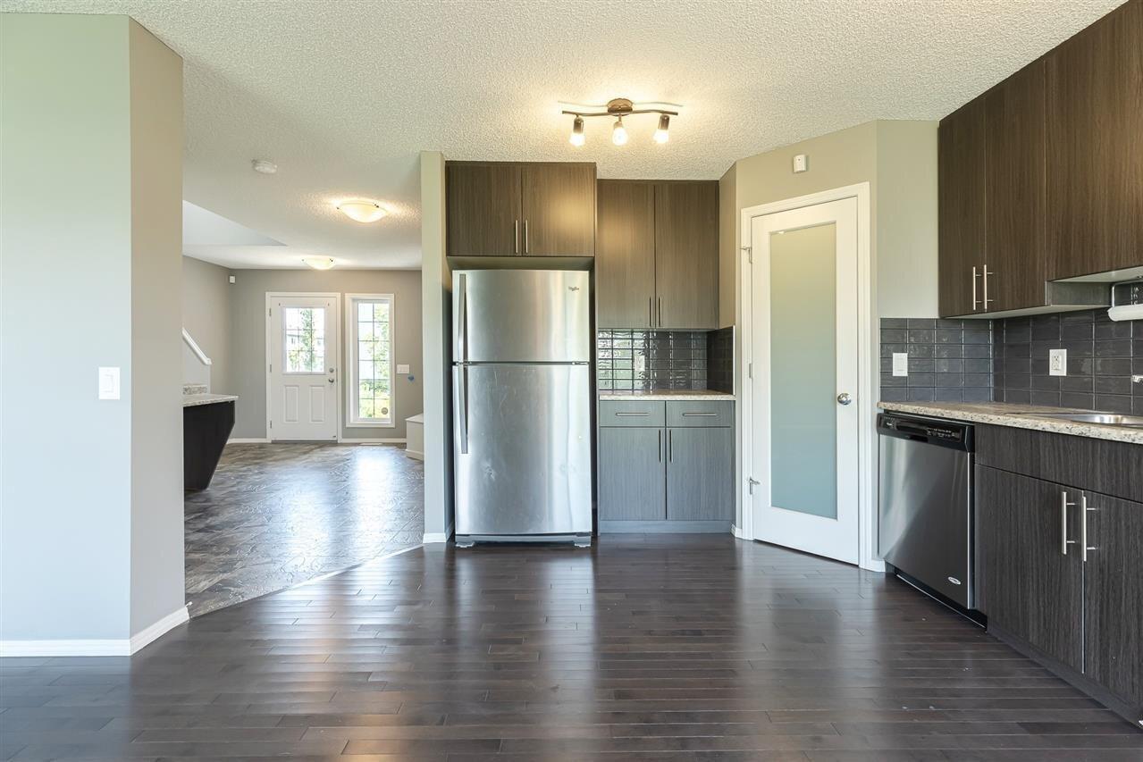 Townhouse for sale at 13838 166 Av NW Unit 18 Edmonton Alberta - MLS: E4224813