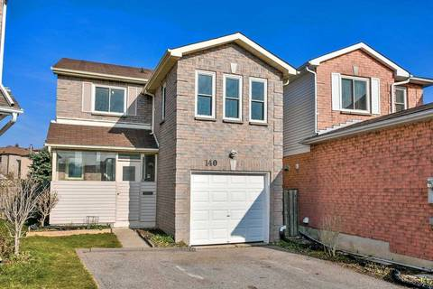 Townhouse for sale at 140 Plumrose Ptwy Toronto Ontario - MLS: E4641583