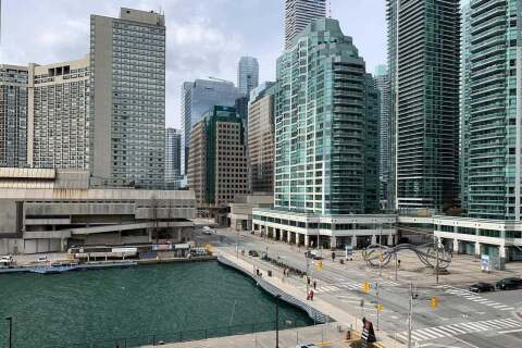 Apartment for rent at 15 Queens Quay Unit 518 Toronto Ontario - MLS: C4772002