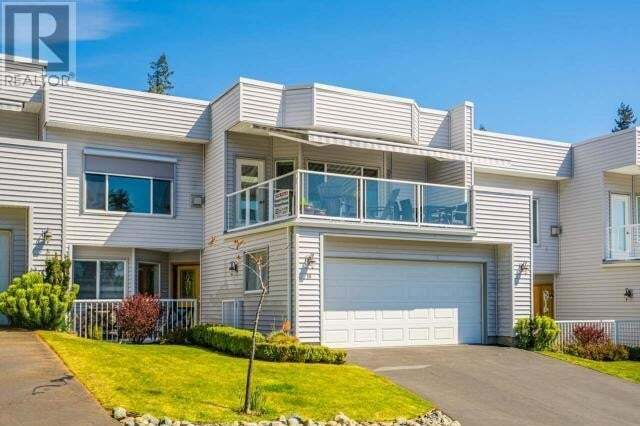 Townhouse for sale at 1600 Brynmarl Rd Unit 18 Nanoose Bay British Columbia - MLS: 468082
