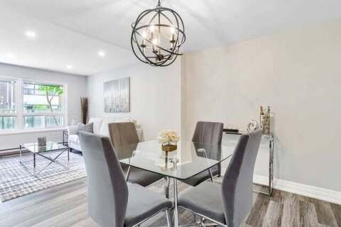Condo for sale at 180 Mississauga Valley Blvd Unit 18 Mississauga Ontario - MLS: W4819065