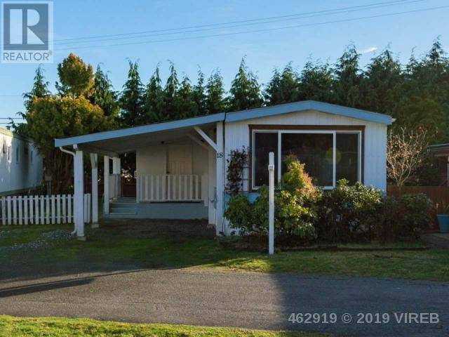 Residential property for sale at 1800 Perkins Rd Unit 18 Campbell River British Columbia - MLS: 462919
