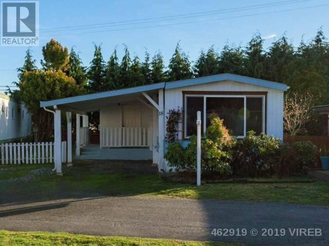 Buliding: 1800 Perkins Road, Campbell River, BC