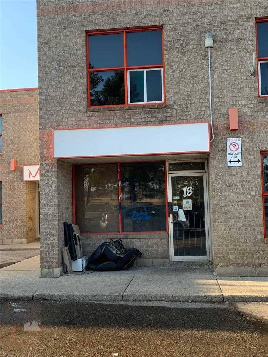 18-181 Woodstream Blvd, Vaughan - Commercial Property For Sale