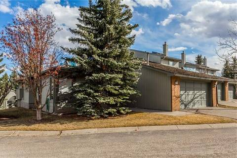 Townhouse for sale at 185 Woodridge Dr Southwest Unit 18 Calgary Alberta - MLS: C4259090