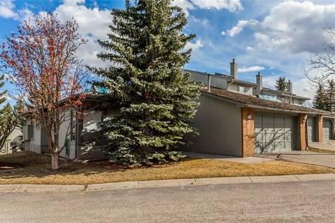 Townhouse for sale at 185 Woodridge Dr Southwest Unit 18 Calgary Alberta - MLS: C4278663