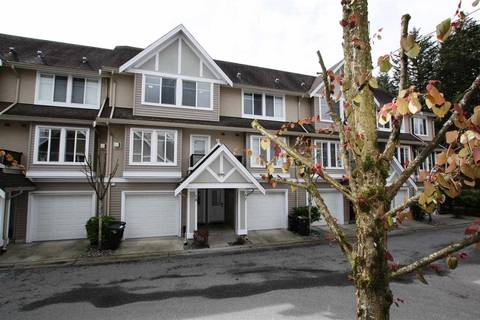 Townhouse for sale at 19141 124 Ave Unit 18 Pitt Meadows British Columbia - MLS: R2335266
