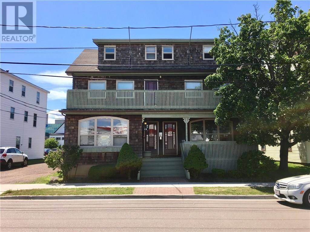 Townhouse for sale at 18 Steadman St Moncton New Brunswick - MLS: M118898