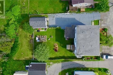 Townhouse for sale at 20 John T.  Unit 18 Saint John New Brunswick - MLS: NB028457