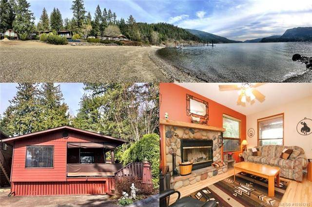 Buliding: 202 97a Highway, Sicamous, BC