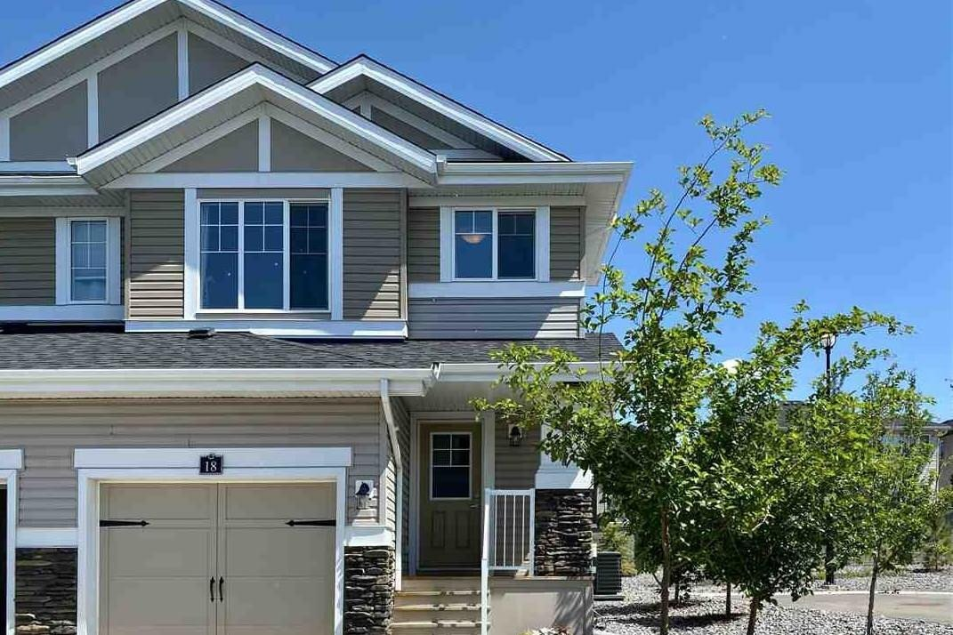 Townhouse for sale at 21 Augustine Cr Unit 18 Sherwood Park Alberta - MLS: E4204014