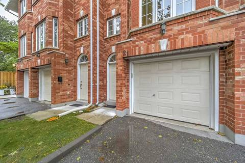 Condo for sale at 21 Bethune Wy Markham Ontario - MLS: N4596728