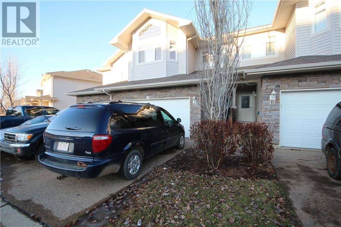 Townhouse for sale at 230 Wilson Dr Unit 18 Fort Mcmurray Alberta - MLS: fm0184005