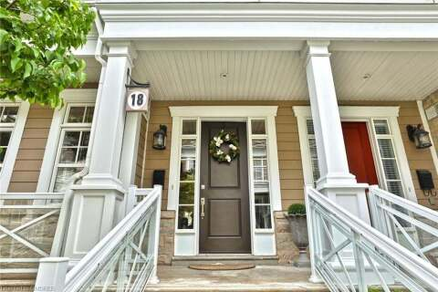 Townhouse for sale at 2369 Ontario St Unit 18 Oakville Ontario - MLS: 30809713