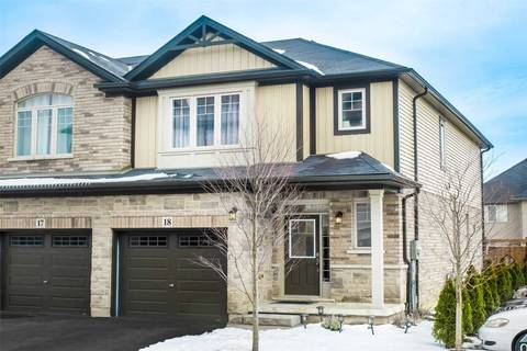 Townhouse for sale at 247 Festival Wy Unit 18 Hamilton Ontario - MLS: X4695465