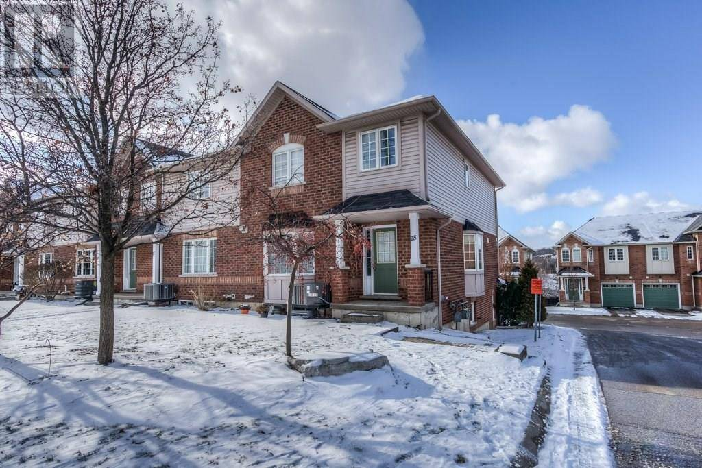 Townhouse for sale at 250 Ainslie St South Unit 18 Cambridge Ontario - MLS: 30783195