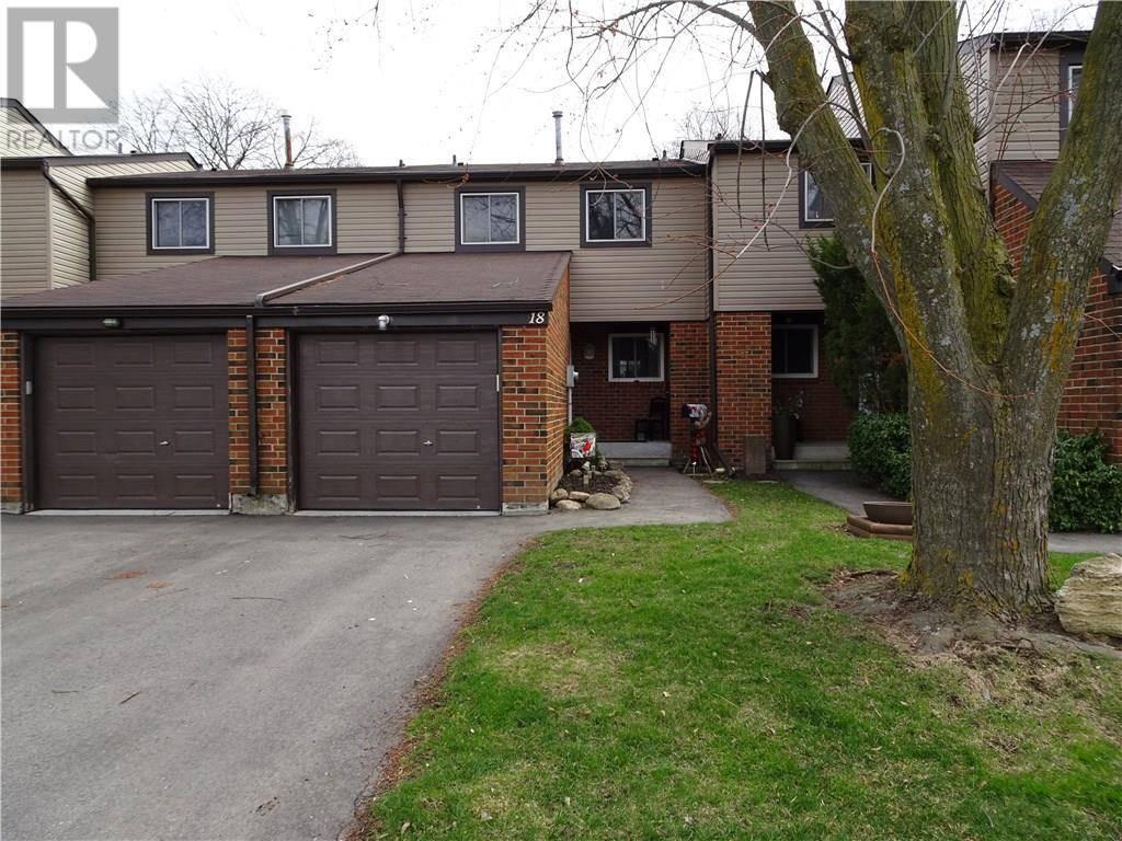 Townhouse for sale at 250 Satok Cres Unit 18 Milton Ontario - MLS: 30801429