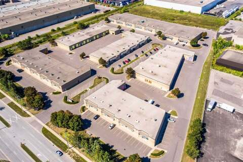 Commercial property for sale at 2500 Williams Pkwy Unit 18 Brampton Ontario - MLS: W4941102