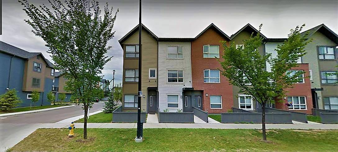 Townhouse for sale at 2560 Pegasus Blvd Nw Unit 18 Edmonton Alberta - MLS: E4186364