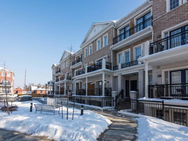 For Sale: 18 - 26 Bruce Street, Vaughan, ON | 2 Bed, 2 Bath Townhouse for $549,000. See 20 photos!