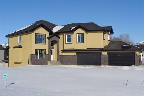House for sale at 26107 Twp Rd Unit 18 Rural Parkland County Alberta - MLS: E4188370
