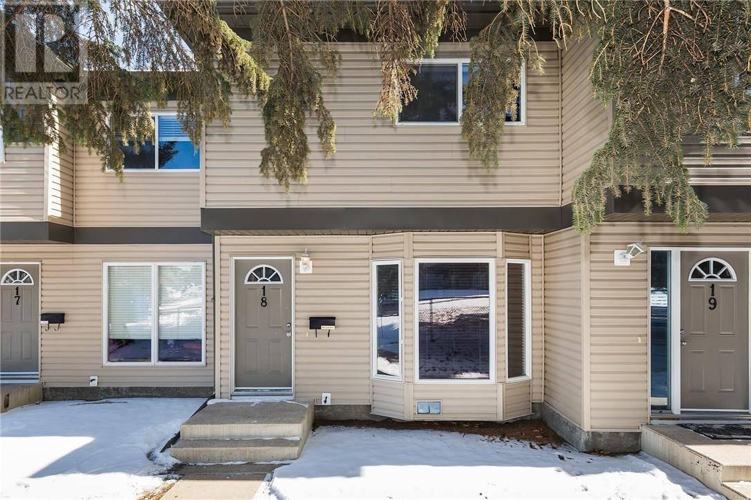 Townhouse for sale at 275 Columbia Blvd W Unit 18 Lethbridge Alberta - MLS: ld0191843