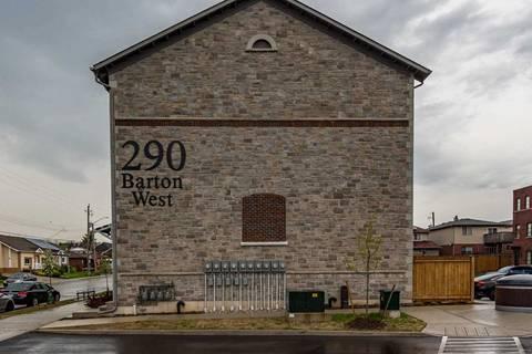 Condo for sale at 290 Barton St Unit 18 Hamilton Ontario - MLS: X4462272