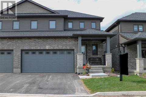 Townhouse for sale at 3 Reith St Unit 18 East Luther Grand Valley Ontario - MLS: X4439205