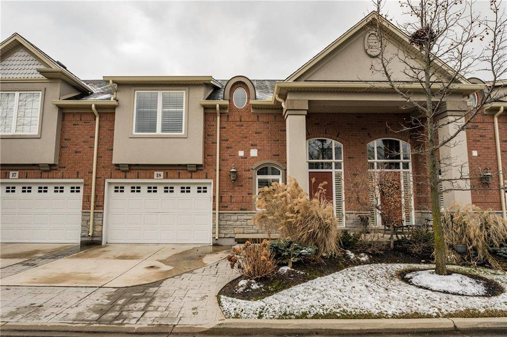 Townhouse for sale at 31 Sawmill Rd Unit 18 St. Catharines Ontario - MLS: 30783365