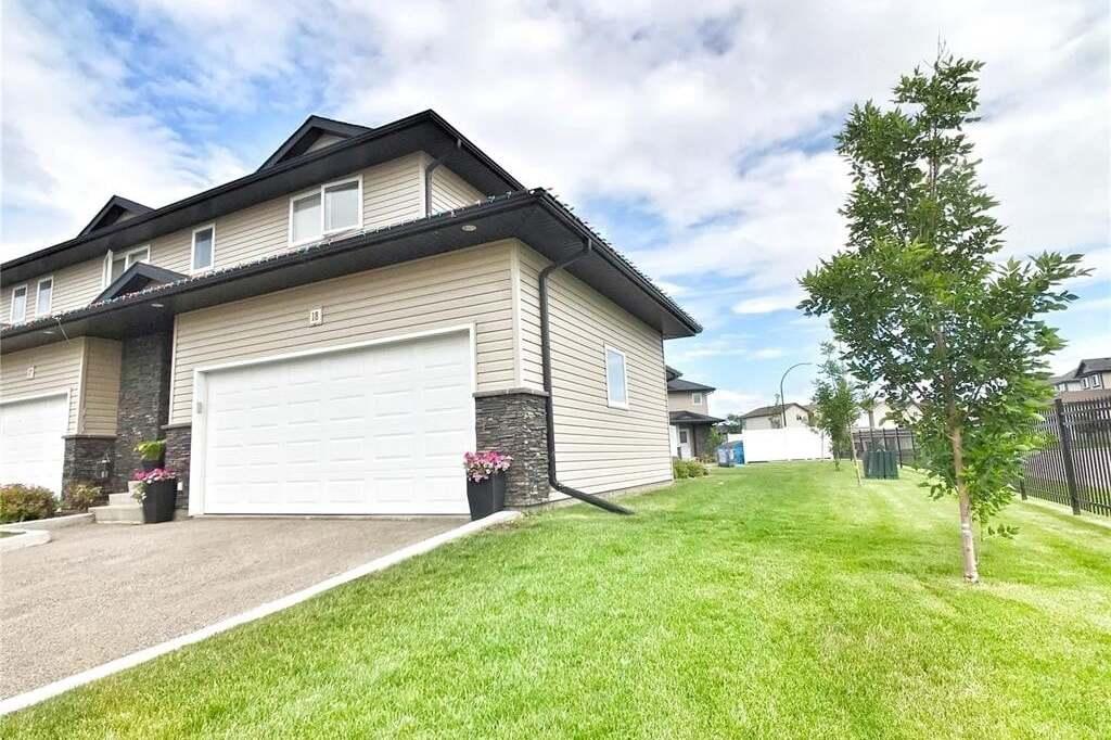 Townhouse for sale at 365 Dawson Cres Unit 18 Saskatoon Saskatchewan - MLS: SK816792