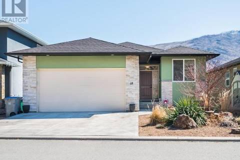 House for sale at 3665 Westsyde Rd Unit 18 Kamloops British Columbia - MLS: 150564