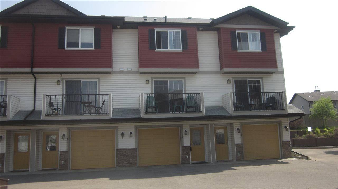 Townhouse for sale at 3751 12 St Nw Unit 18 Edmonton Alberta - MLS: E4145485