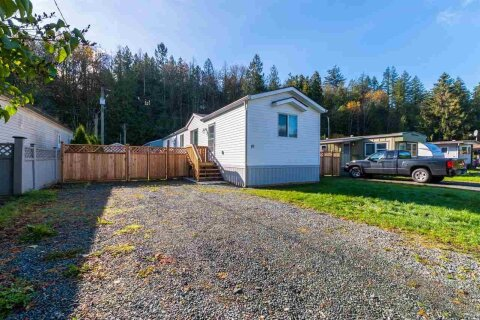 Residential property for sale at 3942 Columbia Valley Rd Unit 18 Cultus Lake British Columbia - MLS: R2511665