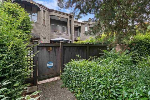 Townhouse for sale at 4350 Valley Dr Unit 18 Vancouver British Columbia - MLS: R2503560