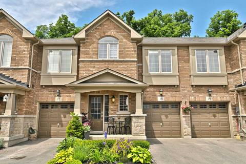 Townhouse for sale at 45 Royal Winter Dr Unit 18 Hamilton Ontario - MLS: X4506398