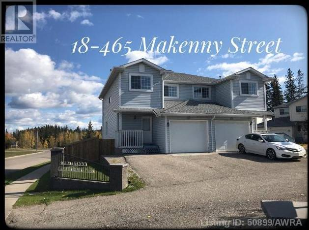 House for sale at 465 Makenny St Unit 18 Hinton Hill Alberta - MLS: 50899