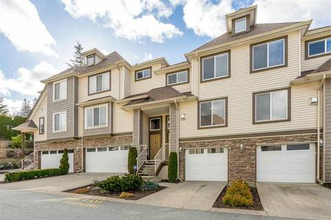 Townhouse for sale at 46778 Hudson Rd Unit 18 Chilliwack British Columbia - MLS: R2440807