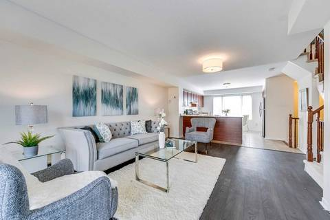 Condo for sale at 4861 Halfmoon Grve Unit 18 Mississauga Ontario - MLS: W4457516