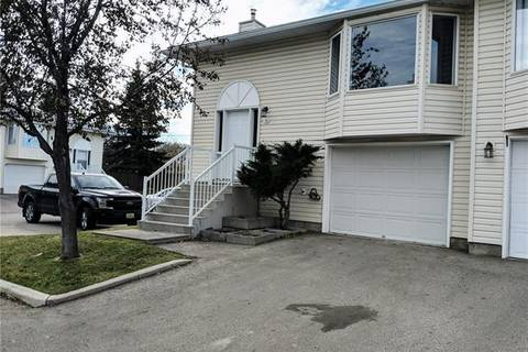 Townhouse for sale at 505 Edmonton Tr Northeast Unit 18 Airdrie Alberta - MLS: C4273065
