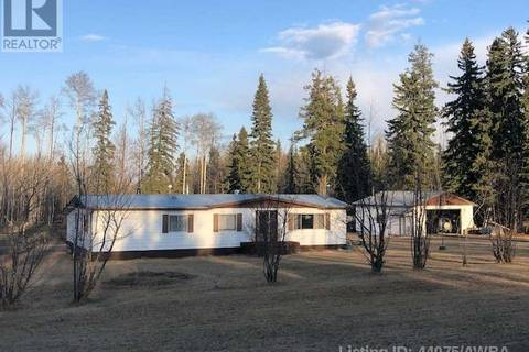 House for sale at 53407 Range Rd Unit 18 Pinedale Alberta - MLS: 44075