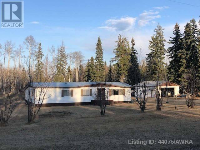 Buliding: 53407 Range Rd 155, Pinedale,