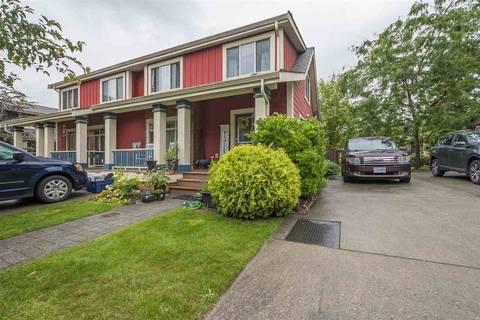 Townhouse for sale at 5960 Cowichan St Unit 18 Sardis British Columbia - MLS: R2388043