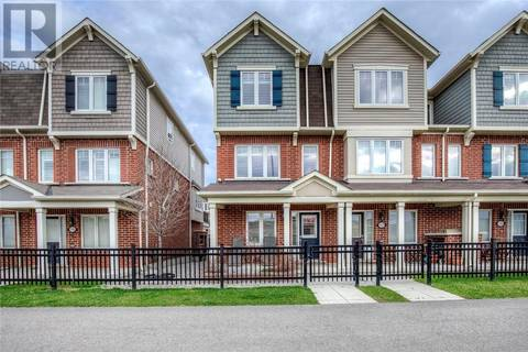 Townhouse for sale at 6020 Derry Rd West Unit 18 Milton Ontario - MLS: 30740823