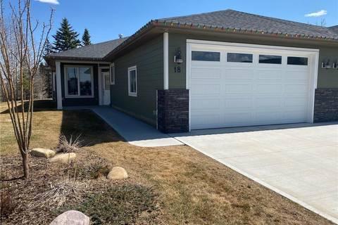 Townhouse for sale at 610 4 Ave Southwest Unit 18 Sundre Alberta - MLS: C4293276