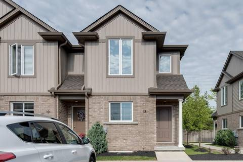 Townhouse for sale at 6118 Kelsey Cres Unit 18 Niagara Falls Ontario - MLS: 30733434