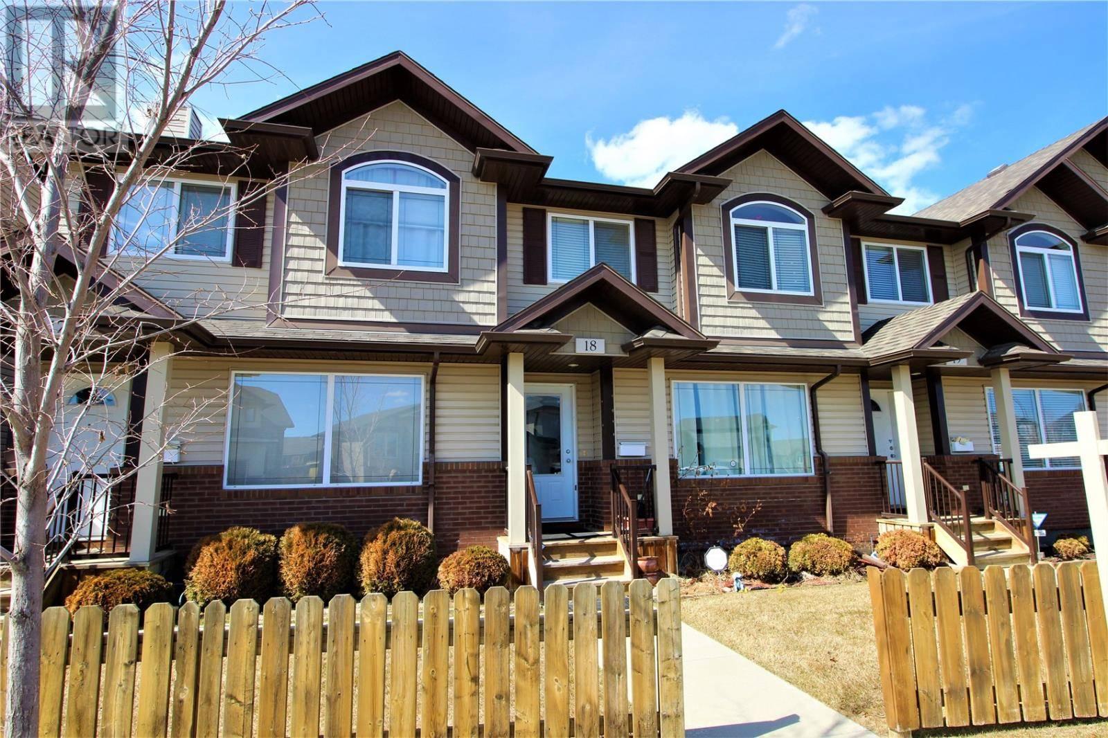 Townhouse for sale at 622 Lamarsh Rd Unit 18 Saskatoon Saskatchewan - MLS: SK767017