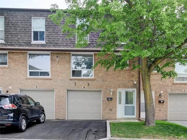 Sold: 18 - 640 Rathburn Road, Mississauga, ON