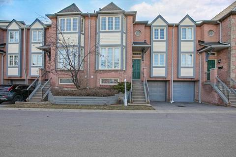 Condo for sale at 6859 Edenwood Dr Unit 18 Mississauga Ontario - MLS: W4719256